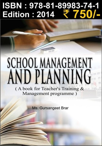 School Management and Planning