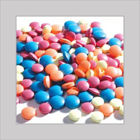 Tablet Coating Raw Material