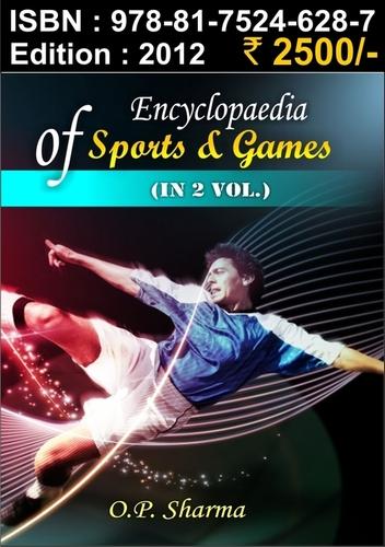 Encyclopaedia of Sports & Games (2 vol.)