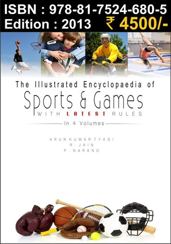 The Illustrated Encyclopaedia of Sports & Games (4