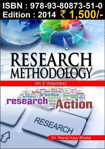 Research Methodology (In 2 Vol.)
