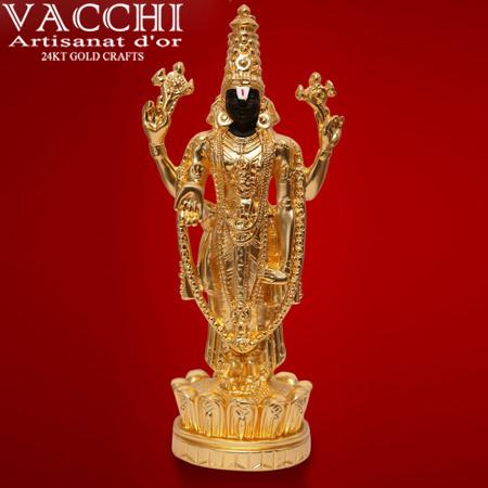 Gold Plated Balaji
