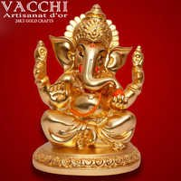 Gold Plated Ganesha
