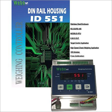 Weighing Checking Controller