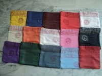 Hindu Prayer Gods Printed Scarves