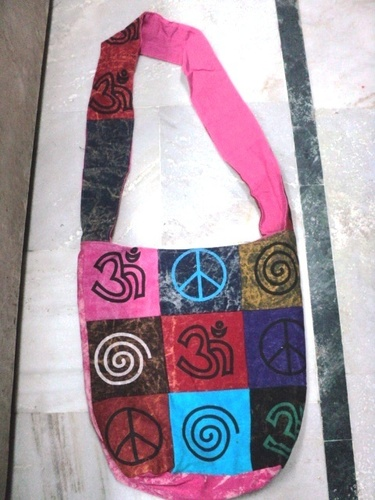 COTTON PATCHWORK BAGS