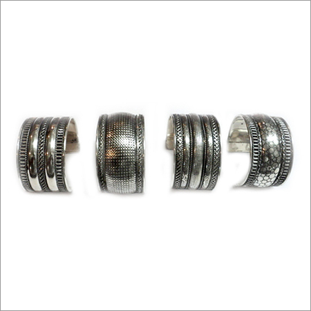 METAL CUFFS FROM INDIA