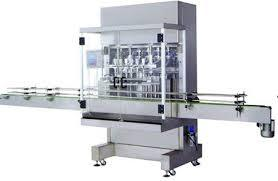 Oil Filling Linear Machine
