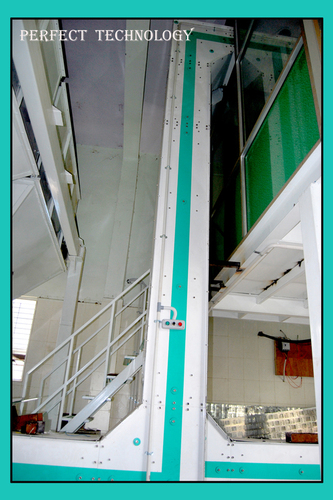 Cleaning Plant Elevator