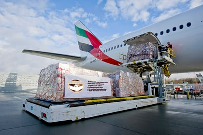 International Cargo Services In Navi Mumbai, Thane Certifications: Iso Certified