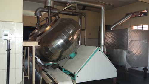 Cashew Nut Roasting Plant