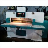 semi Autometic paper cutting machine