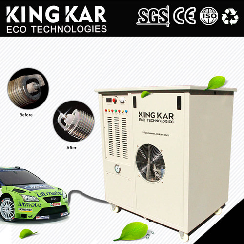 Oxy Hydrogen Gas Carbon Cleaning Machine