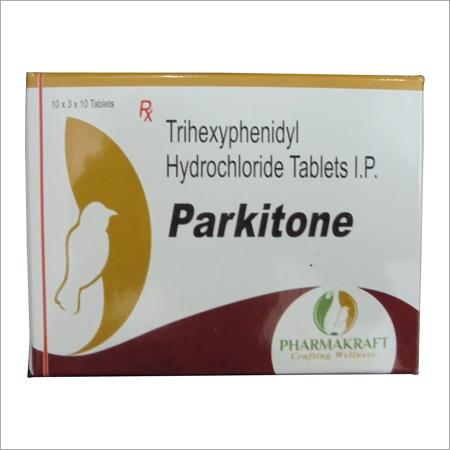 Trihexyphenidyl