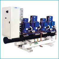 Water Cooled Scroll Condensing Unit
