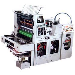 Sheetfed Offset Printing Machine