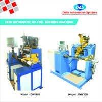 Semi Automatic HV Coil Winding Machines