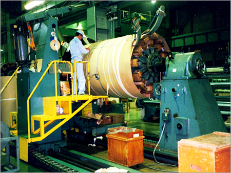 Horizontal Winding Machines