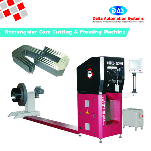 CRGO Core Cutting Machine