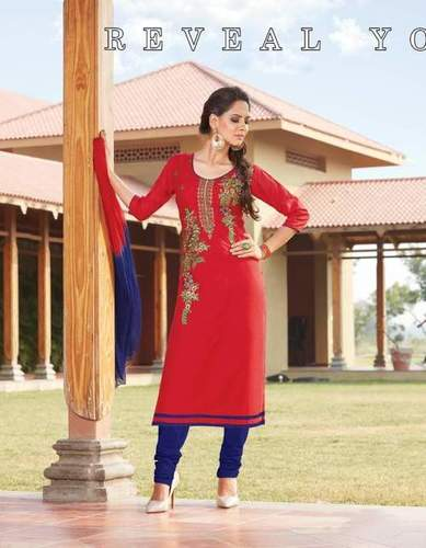 Raheja topaz catalog poly cotton embroidered