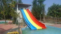 3 Lane Multilane Water Slide