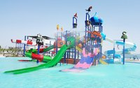 8 platform Pirate Theme Water Play System