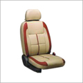 Designer Leather Seat Cover