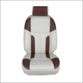 White Car Seat Cover