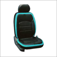 Designer Black Car Seat Covers