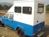 Mahindra maximo Mobile Service Van