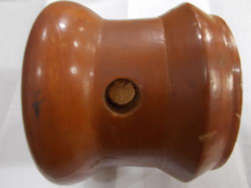 Wooden Round Demagnetizer