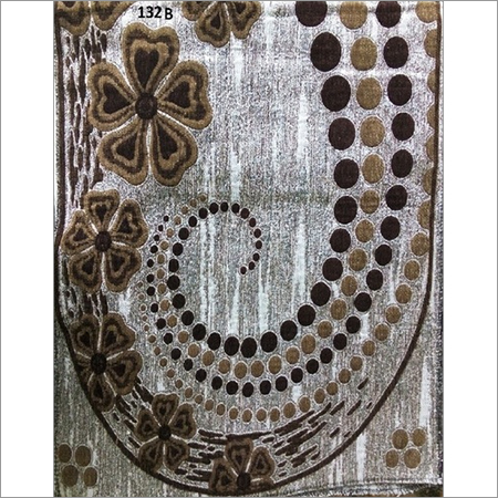 JUTT AND CHENILLE SOFA PANEL