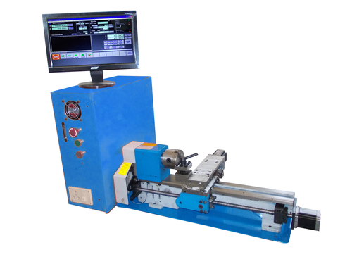 CNC TABLE TOP TRAINER LATHE