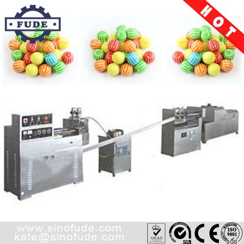 Ball Bubble Gum Production Line