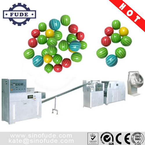 High Quality Factory Price world class bubble gum producing line