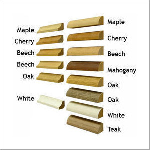 Maple Wooden Beadings