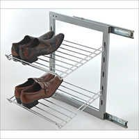 Side Mounting Shoe Rack Pull-Out