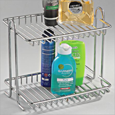 2 Shelves Basket