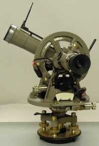Pilot Ballon Observation Optical Theodolite