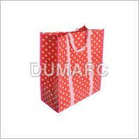 Colorful Non Woven Custom Made Plastic Bag