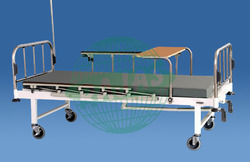 HOSPITAL  FOWLER  BED OVER BED TABLE DELUXE