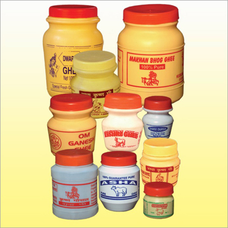 Small Ghee Containers