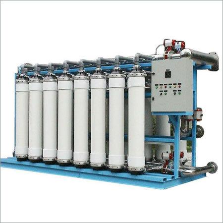 Ultra Filteration