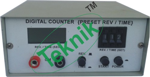 Automatic Counter For water current meter