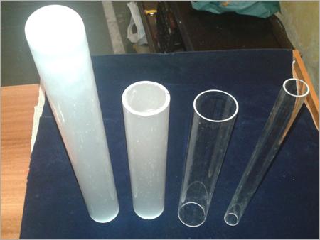 Industrial Quartz Glass Tube