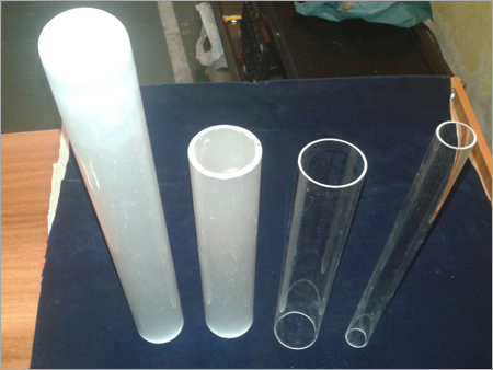 Industrial Quartz Glass Tube