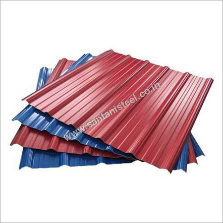 Corrugated Roofing Sheets