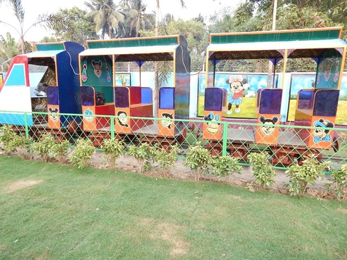 Kalna Park Toy Train