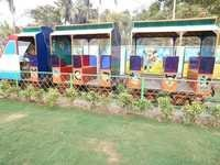 Kalna Park Toy Train