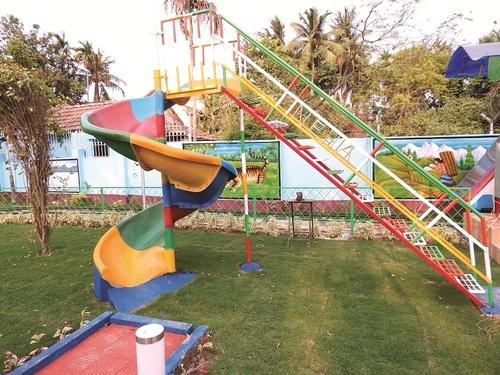 Kalna Park Spiral Slide